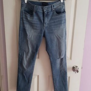 Distressed Lucky Jeans
